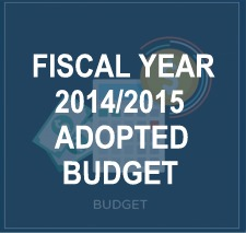 FY 15 ADOPTED