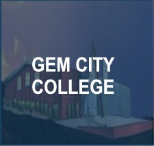 Gem City Button