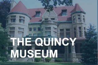 Quincy Museum Button