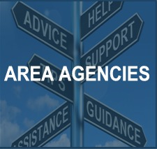 Area Agencies Button
