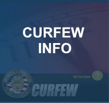 Curfew Button
