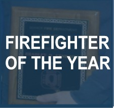 Firefighter Year Button