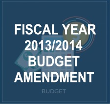 FY 14 AMENDMENT